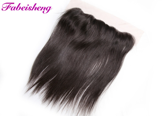 Trung Quốc Straight Brazilian Lace Frontal Closure , Full Lace Frontal Closure 13x4 nhà máy sản xuất